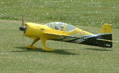 RC model airplane